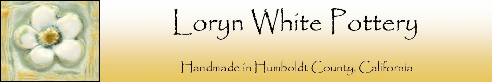 Loryn White Pottery Banner