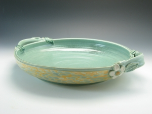 Dogwood Serving Bowl