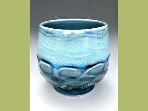 Ice Blue Tea Cup