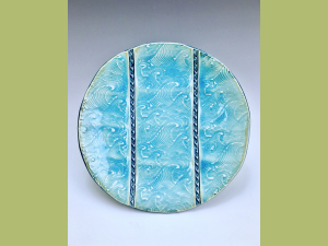 Wave Hanging Plate